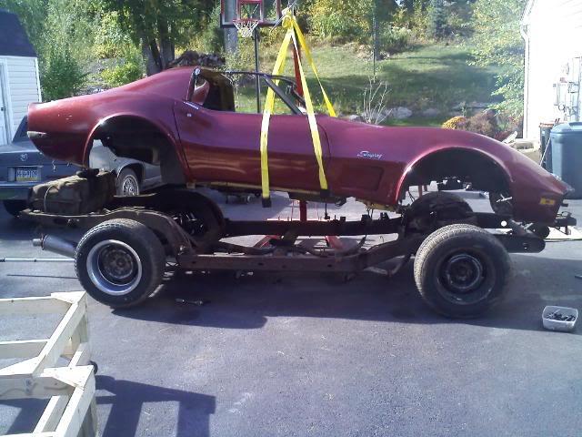 1973 restoration - Corvette Restoration Forum